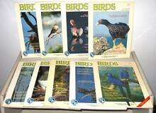9 issues of BIRDS INTERNATIONAL magazine Westmead Parramatta Area Preview