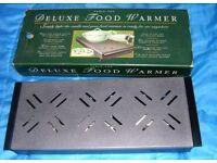 FOOD WARMER HOTPLATE - NEVER USED