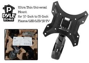 USED Pyle-Home Ultra Thin Universal Mount for 37-Inch to 55-Inch Plasma/LED/LCD/3D TV, Black PSW601SUT Condtion: USED...