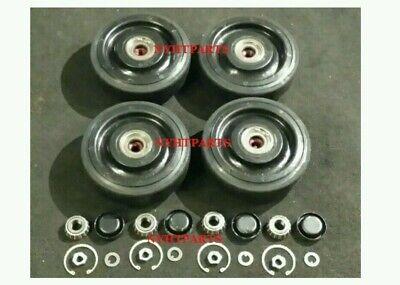 0702-252 0702252 Rear Bogie Wheel Kit 10 X4 For Asv Rc50 Rc60