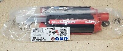 1 - Hilti Hit - Re 500 V3 Injectable Epoxy - Expires On 092020
