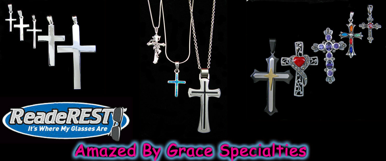 Amazed By Grace Specialties