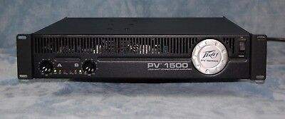 Peavey Power Amps - Peavey PV1500 Stereo 1500W Amplifier - FREE SHIPPING!!!