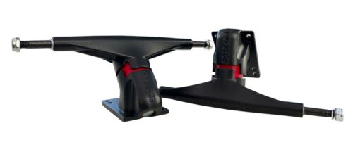 Revenge Alpha II - Color BLACK Longboard Carving Cruising Skateboard Trucks