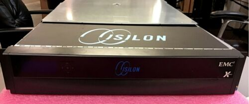 EMC 400-0034-03 Isilon X200 12-Bay LFF NAS Storage System w/ SuperMicro X8DT6-A