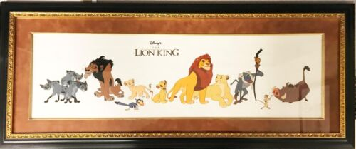 "Lion King ""Cast of Characters"""