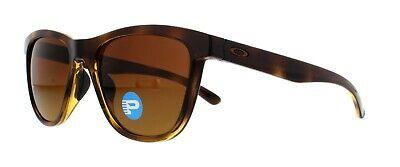 Oakley Moonlighter POLARIZED Sunglasses OO9320-04 Tortoise W/ Brown Gradient  Polarized Brown Gradient Sunglasses