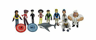 Wild Kratts Toys 10-Pack Action Figure Gift Set Free