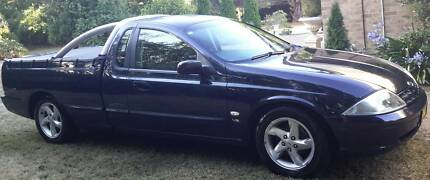 2001 Ford Falcon XLS Marlin V8, petrol and gas, auto, AC Burradoo Bowral Area Preview