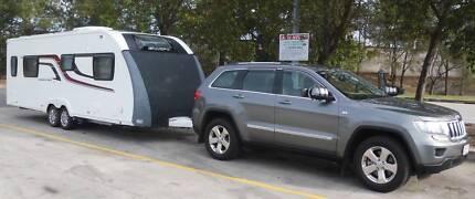 Swift Caravan Silkstone Ipswich City Preview