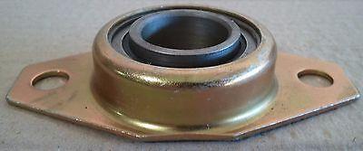Lutco 1 Id Bearing In 2 Hole Metal Flange - Lot Of 2