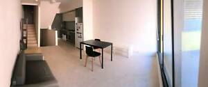 Partially furnished 1-bedroom with underground parking in Alexandria