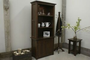 Solid Wood Rustic Buffet With Hutch and More! By LIKEN Woodworks