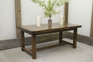 Solid wood dining table $1595 chair & bench also available-LIKEN