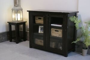 French Antique Glass Bookcase and More! By LIKEN Woodworks