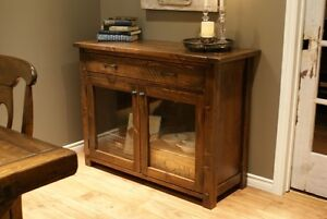 Reclaimed Wood Buffet ($1145) And More! By LIKEN Woodworks