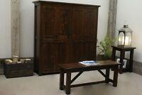 LIKEN-French Antique Casement Cabinet/bookshelf Choice of Colors