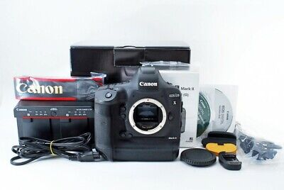 【Exc-/ShutterCount240000】 CANON EOS 1DX Mark II Body with box #602383