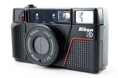 Пленочные фотокамеры Nikon L35 AD2 Auto