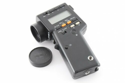 Minolta Spotmeter F Light Exposure Spot Meter From JAPAN [Exc++++]