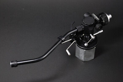 Audio Craft Audiocraft AC-3000MC Unipivot Oli damp Tonearm Tone arm