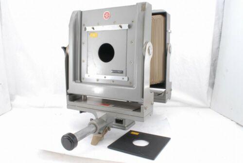 Calumet CC400 4x5 Monorail View Camera Body w/Lens Boards *25657