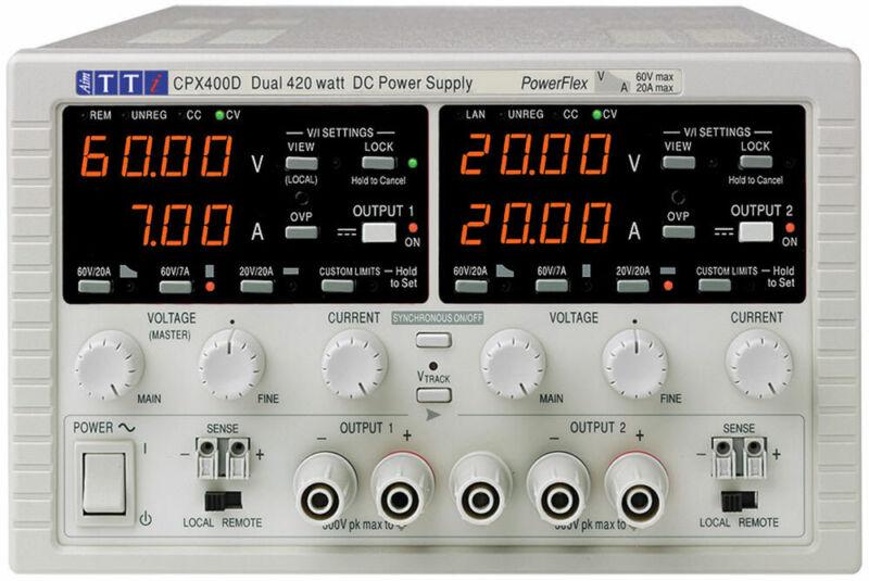 TTi CPX400D PowerFlex DC Power Supply