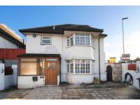 A three bed detached house with modern bathroom and garden close to Golders Green Tube Station