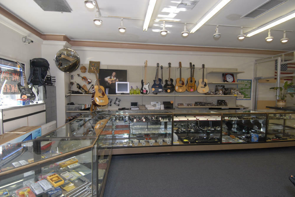 Alvarado Pawn Shop