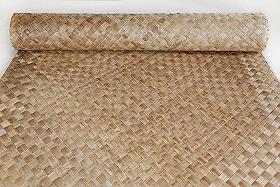 4' x 8' Lauhala Matting Tropical Wall Ceiling Bar Covering Tiki Hut (10 Pack) 10 Tiki Hut