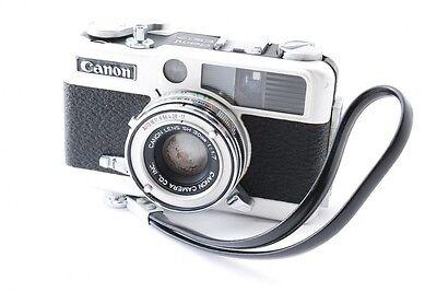 Пленочные фотокамеры [For Parts] Canon Demi