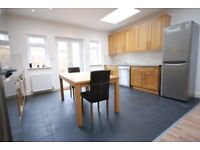Stunning 5 bed 3 bath in Tooting Bec, Available NOW, Half Admin!