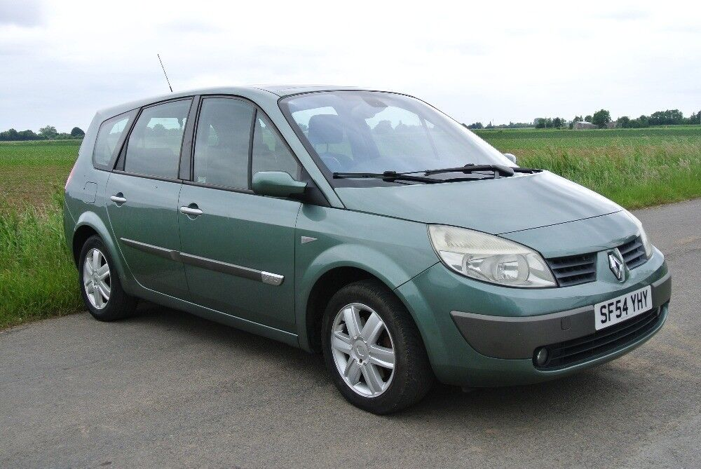 breaking renault grand scenic 2004 1 9 dci turbo diesel in longwell green bristol gumtree. Black Bedroom Furniture Sets. Home Design Ideas