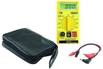 Cap1500 Automatic Digital Capacitor Tester