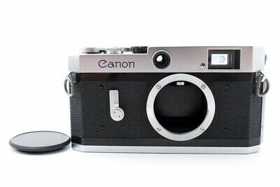 Excellent++ Canon P Rangefinder Film Camera Body from Japan