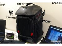 Predator 17 back pack,Genuine bag for the Predator 17 gaming laptop BRAND NEW