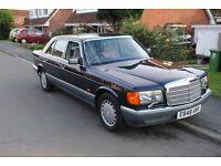 Wanted Mercedes w126 - 500 420 380 560 300 SE SEL SEC