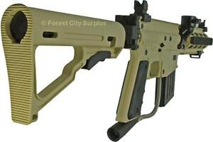 TIPPMANN DESERT TAN SIERRA ONE TACTICAL EDITION -- Paintball Gets Better and Better and Better!