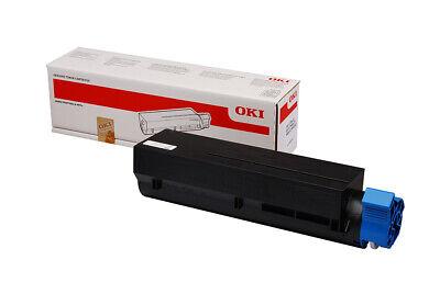 OKI Toner black für MB472  45807106  7.000 Seiten, neu und OVP