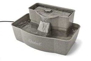 NEW PetSafe Drinkwell Multi-Tier Dog and Cat Water Fountain, 2.9 Litres Condtion: New