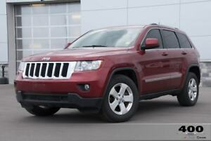 2012 Jeep Grand Cherokee **LEATHER**PANO-ROOF**BLUETOOTH**HEATED