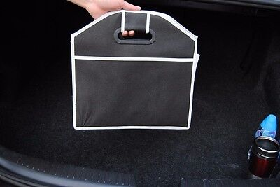 Collapsible Trunk Cargo Organizer Best for SUV,Vans,Cars,Trucks Car Fold