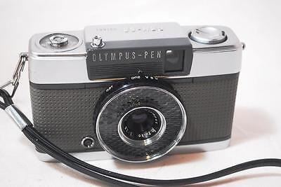 [EXC.+++] Olympus PEN-EE Half Frame Film Camera