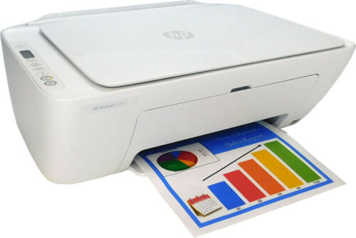 HP DeskJet 2752 Wireless All-in-One Printer New (Open Box)