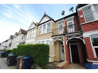 A furnished one bed conversion with an additional loft room close to Finchley Central Tube Station