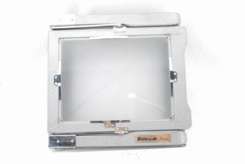 Rittreck View Hope 6 1/2 x 8 1/2 6.5x8.5 Back Glass Adapter *H224