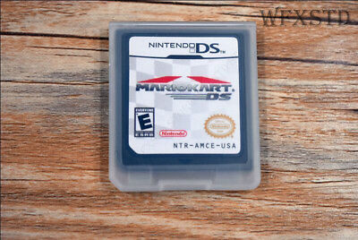New present Nintendo MARIO KART DS Game Card Fits DS  DSi 3DS XL 2DS