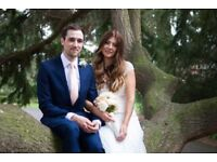 Non-intrusive wedding and elopement photography by professional photographer.