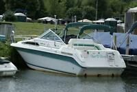 1992 Sea Ray Sundancer 270 END OF SEASON PRICE