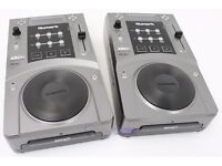 NUMARK CDJ'S, ARC MP3CD PLAYERS/TURNTABLES